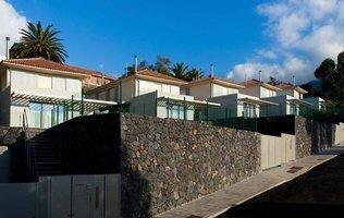 Fachada Hotel Coral Villas La Quinta